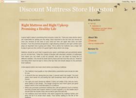 discountmattressstorehouston.blogspot.com