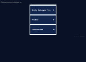 discountmotorcycletires.ca