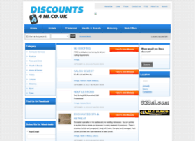 discounts4ni.co.uk