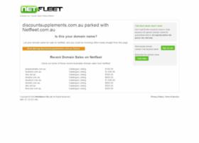 discountsupplements.com.au