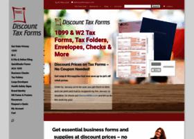 discounttaxforms.com