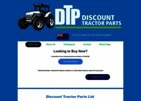 discounttractorparts.co.nz