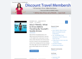 discounttravelmemberships.com