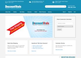discountvials.com