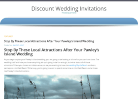 discountweddinginvitationshq.com