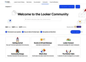 discourse.looker.com