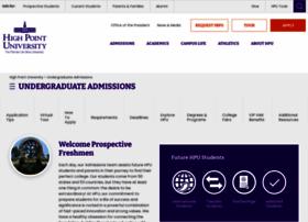 discover.highpoint.edu