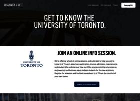 discover.utoronto.ca