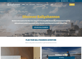 discoverballyshannon.ie