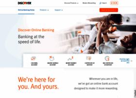 discoverbank.com