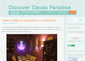 discoverdavaophilippines.com