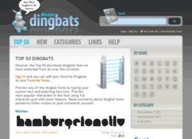 discoverdingbats.com