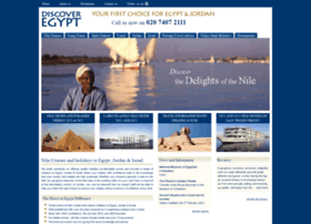 discoveregypt.co.uk