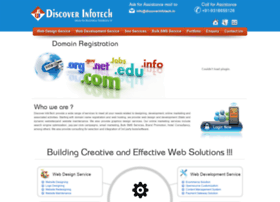 discoverinfotech.in