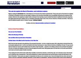 discoverrevelation.com