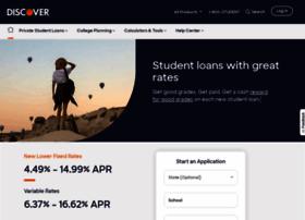 discoverstudentloans.com