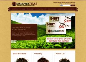 discoverteas.com