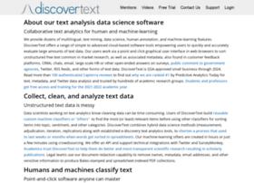 discovertext.com