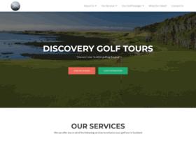 discovery-golf-tours.com