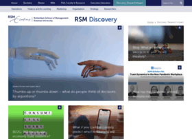 discovery.rsm.nl