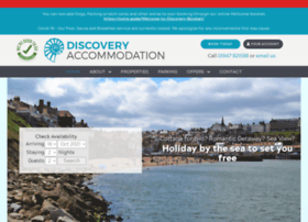 discoveryaccommodation.com