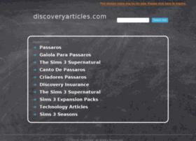 discoveryarticles.com