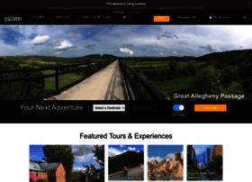 discoverybicycletours.com