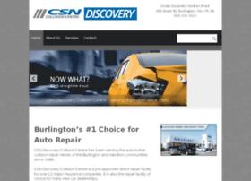 discoverycollision.com