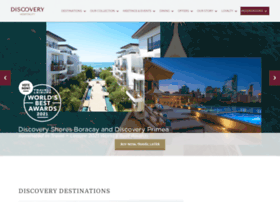 discoveryhotels-resorts.com