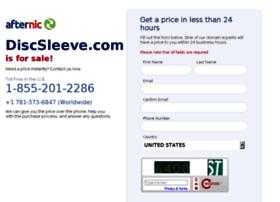 discsleeve.com