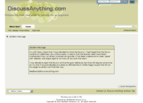 discussanything.com