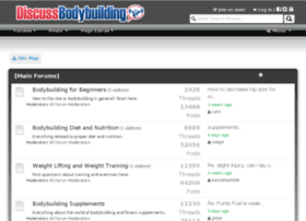 discussbodybuilding.com