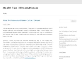 diseaseillness.com