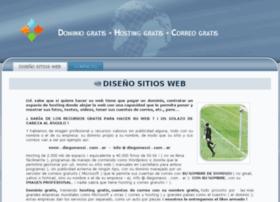 disenadorsitiosweb.com.ar