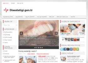 disestetigi.gen.tr