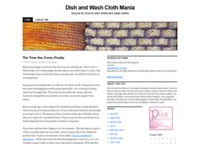 dishandwashclothmania.com