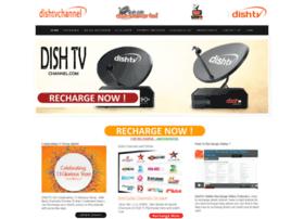dishtvchannel.com