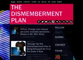 dismembermentplan.com