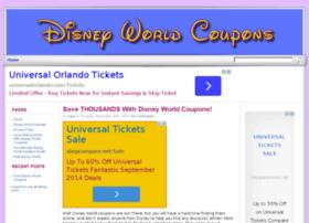 disney-world-coupons.com