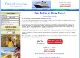 disney.cruiselines.com