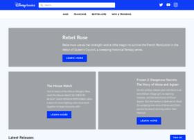 disneybooks.rangeprojects.com