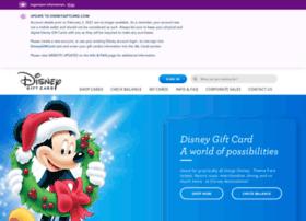disneygiftcards.com