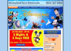 disneylandparisdirect.com