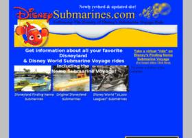 disneysubmarines.com