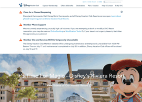 disneyvacationclub.disney.go.com
