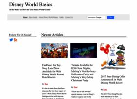 disneyworldbasics.com