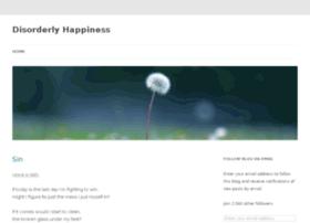 disorderlyhappiness.com