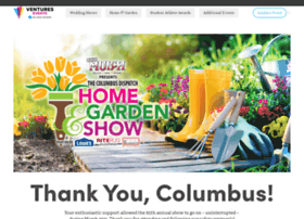 dispatchhomeandgardenshow.com