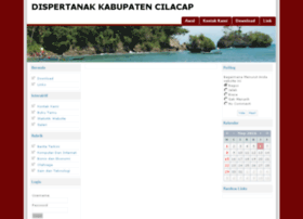 dispertanak.cilacapkab.go.id