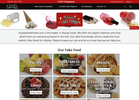 Displayfakefoods.com